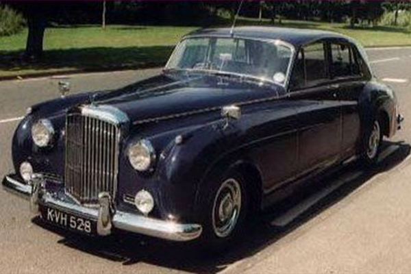 An image of a Bentley S1