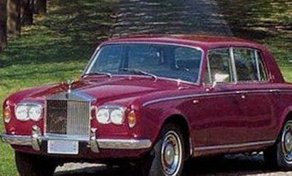 An image of a Rolls Royce Silver Shadow